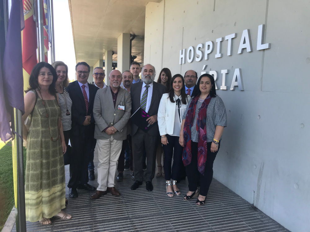 Las profesiones sanitarias se reúnen por primera vez para hablar de colaboración asistencial