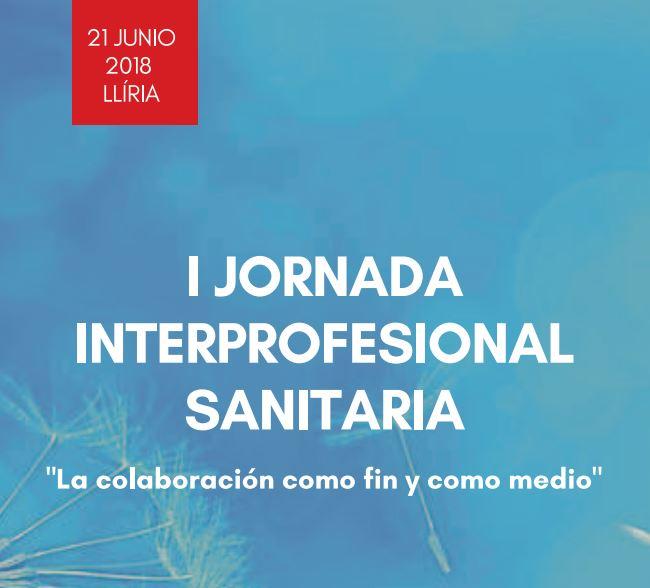 I Jornada Interprofesional Sanitaria